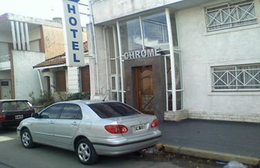 Hotel Chrome - Rio Cuarto - Cordoba - Argentina