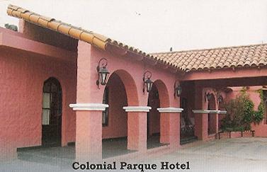 Hoteles en Villa Mercedes - Provincia de San Luis